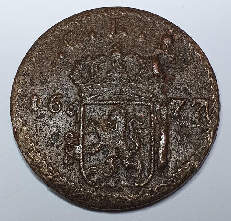 *Karl XI 1 Öre SM 1677