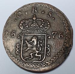 *Karl XI 1 Öre SM 1676