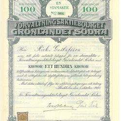 Förvaltnings AB Grönlandet Södra
