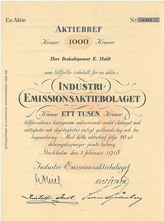 Industri Emissions AB