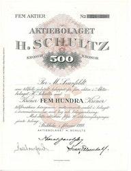 Schultz, H. AB