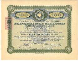 Skandinaviska Kullager Fabriks AB