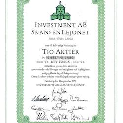 Investment AB Skansen Lejonet