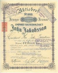 Import AB John Jakobsson