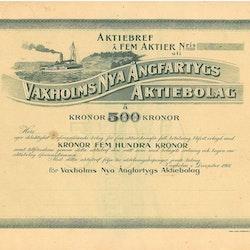 Vaxholms Nya Ångfartygs AB