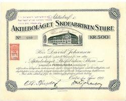Skofabriken Sture, AB
