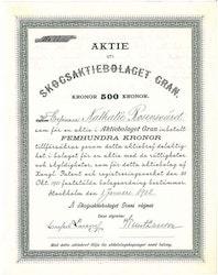 Skogs AB Gran
