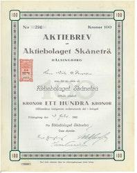Skåneträ, AB