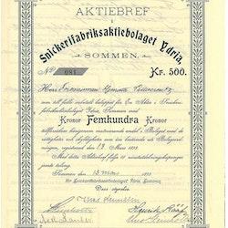 Snickerifabriks AB Ydria