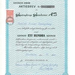 Spångbergs Snickerier AB