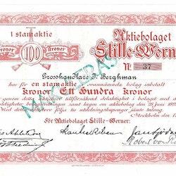 Stille-Werner AB