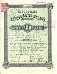 Stockholms Badhus AB