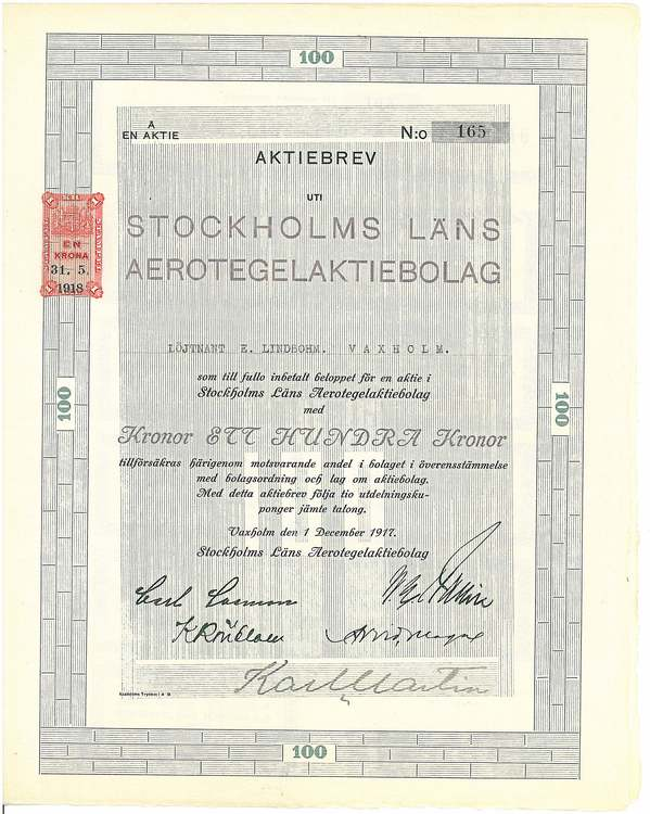 Stockholms Läns Aerotegel AB