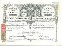 Svensk Dansk Ryska Telefon AB
