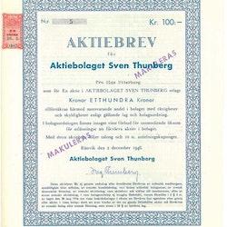 Sven Thunberg AB