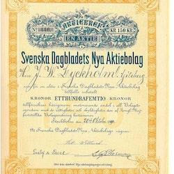 Svenska Dagbladets Nya AB