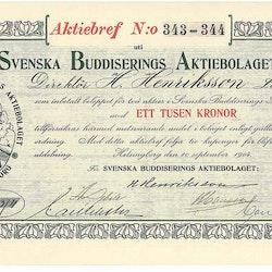 Svenska Buddiserings AB