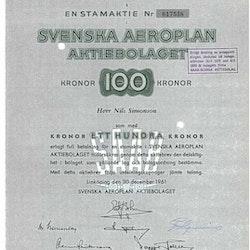 Svenska Aeroplan AB