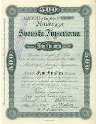 Svenska Fryserierna, AB
