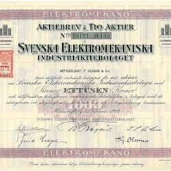Svenska Elektromekaniska Industri AB