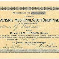Svenska Medicinalväxtförening
