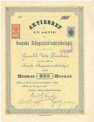 Svenska Stängselnäts AB