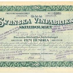 Svenska Vinfabriks AB