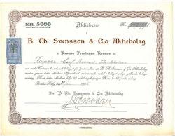 Svensson Co AB Th