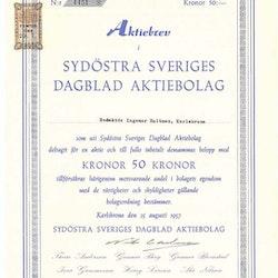 Sydöstra Sveriges Dagblad AB