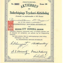 Söderköpings Tryckeri AB