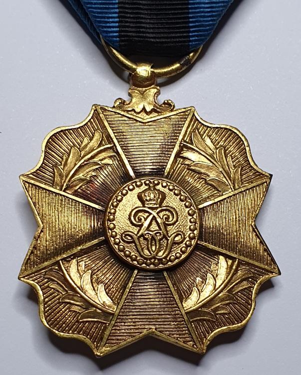 Belgien, Leopold den II:s orden