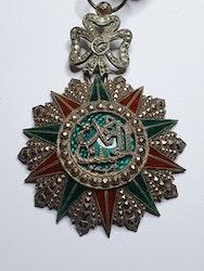 Tunisien, Order of Nichan Iftikhar