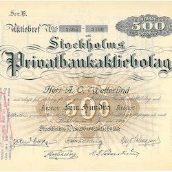 Stockholms Privatbank AB