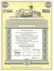 Sundsvallasbanken