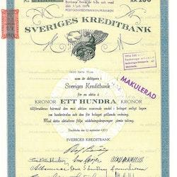 Sveriges Kreditbank