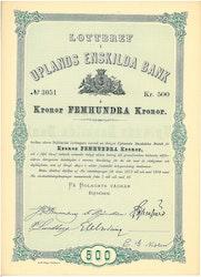 Uplands Enskilda Bank