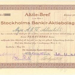 Stockholms Bankir-AB