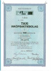 Taxi inköp AB