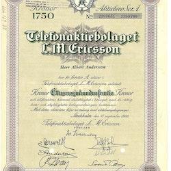 Telefon AB L. M. Ericsson