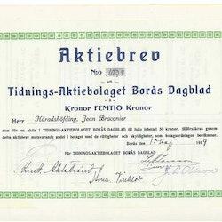 Tidnings AB Borås Dagblad