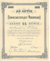 Tidnings AB Morgonbladet