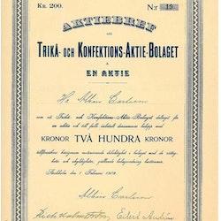 Trikå och Konfektions AB
