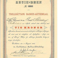 Trollhättans Badhus AB