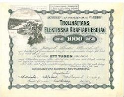 Trollhättans Elektriska Kraft AB