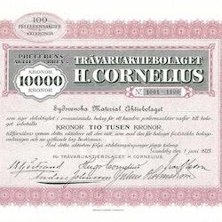 Trävaru AB H. Cornelius