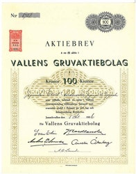 Vallens Gruv AB