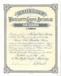 Wasselhytte Grufve-AB