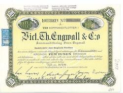 Vict.Th.Engwall & Co. Kommanditbolag