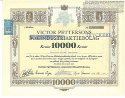Victor Petterssons Bokindustri AB
