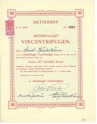 Vincentrifugen, AB